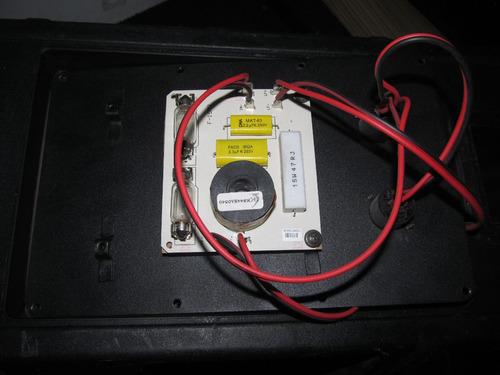 bafles plasticos 12  selenium pw3 driver 220ti divisor das.