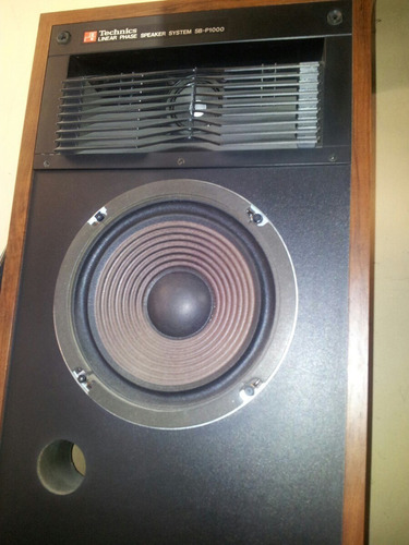 bafles technics sb p1000 made in japan
