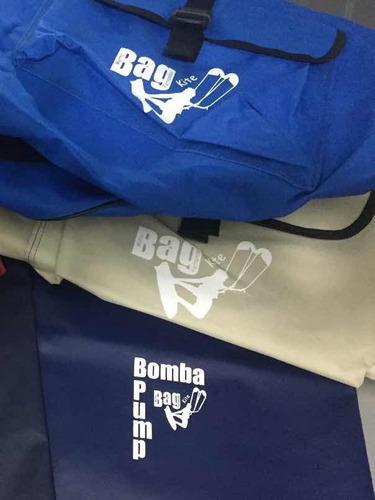bag kitesurf ( a mesma utilizada pelo campeão mundial bebê!