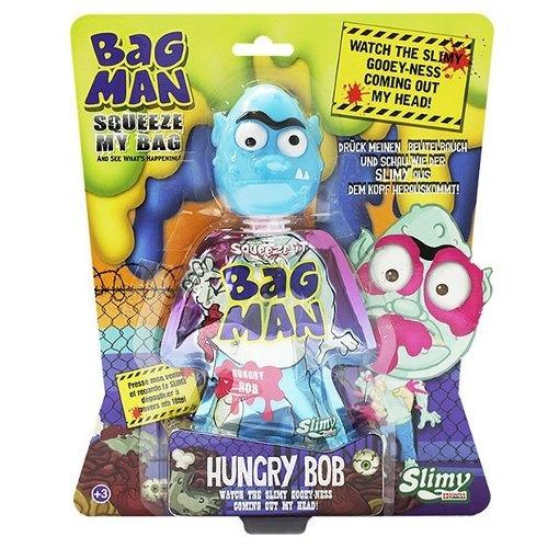 bag man hungry apreta mi bolsa y veras sobre ruedas juguetes