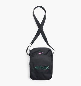 798edae79 Bag Nike Heritage Air Max Day Black/pink (astroboyshop)