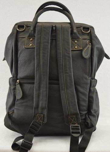 bag pack 14 kuerissimo tipo pañalera