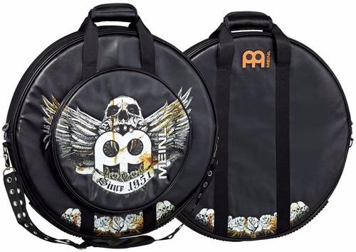 bag para pratos 22'' jawbreaker designer meinl mcb22-jb