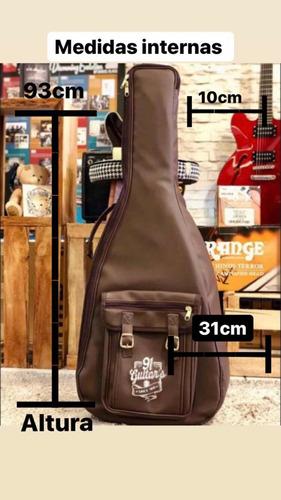 bag para violão baby martin taylor tagima 91 guitars