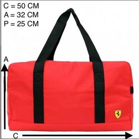 Bag Sport Original  Ferrari Gym Bag Scudetto