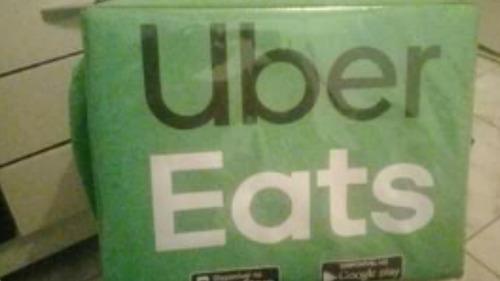 bag uber eats