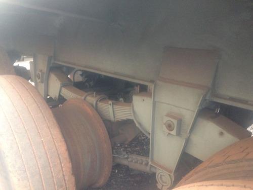 bagaceira randon ano 1982 14,5 mts dante implementos