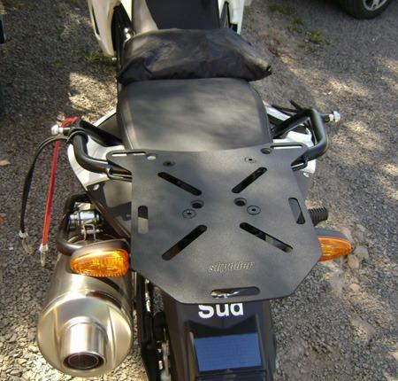 bagageiro bmw f800gs