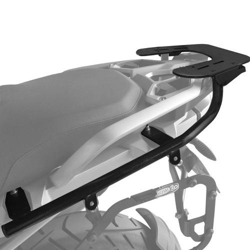 bagageiro bmw r1200gs suporte baú bauleto traseiro universal