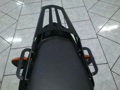 bagageiro fixo ação para honda titan 150 2014