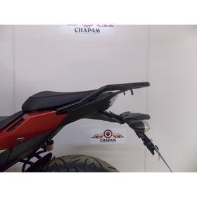 Bagageiro Yamaha Fazer 250 2018 Preto - Chapam