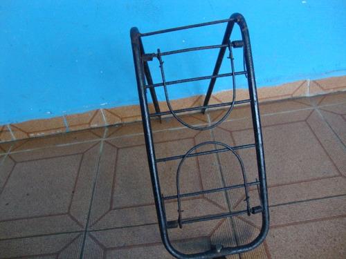 bagageiro/garupeira inglês para bicicletas aro 28 anos 40