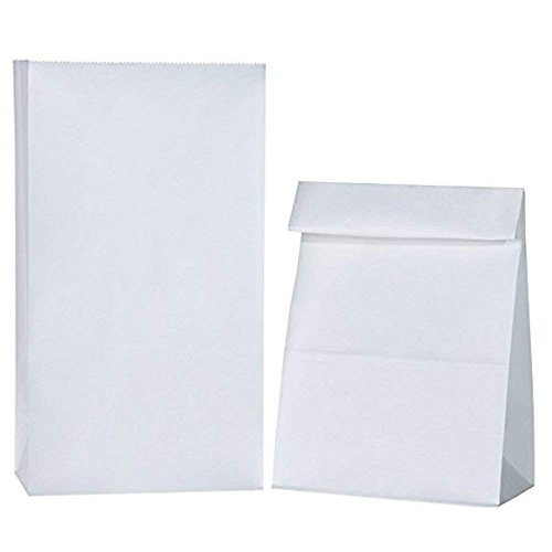Bagdream Paper Lunch Bags 12 7x4 5x13 75 100pcs Bolsas De
