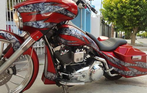 bagger 100% street glide 1600 cc 50% de descuento en envio.
