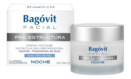 bagóvit facial pro estructura crema antiage nutritiva noche