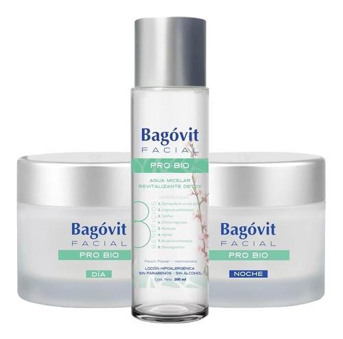 bagóvit rutina completa facial pro bio antiedad piel joven