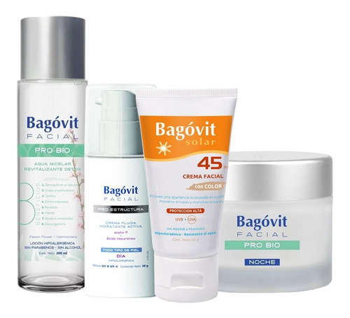 bagóvit rutina cuidado diario protege la salud de la piel