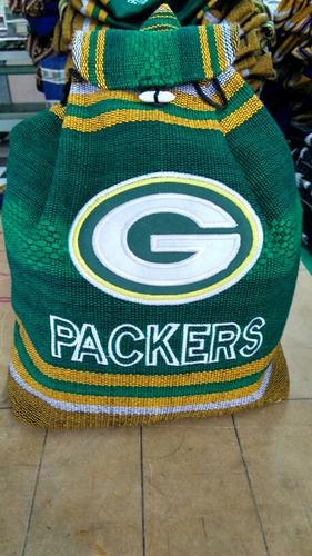 bagpack, pinzon, mochila artesanal