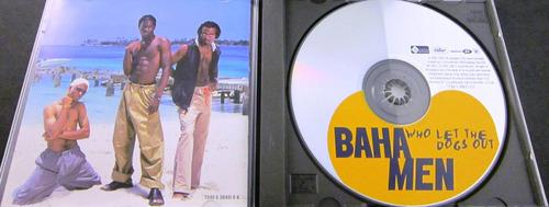 baha men - who let the dogs out importado de usa