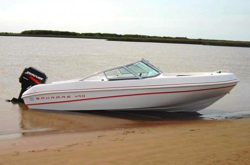 bahamas open 490 base sin motor okm !!