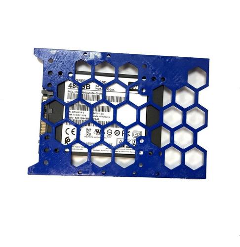 bahia adaptador para discos ssd hdd 2.5 a 3.5 smal lan