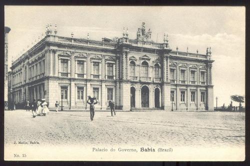 bahia - palácio do governo