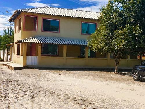 bahia - prado - casa 5 qtos, 450m² construida terreno 3.000m² praia particular - 3620