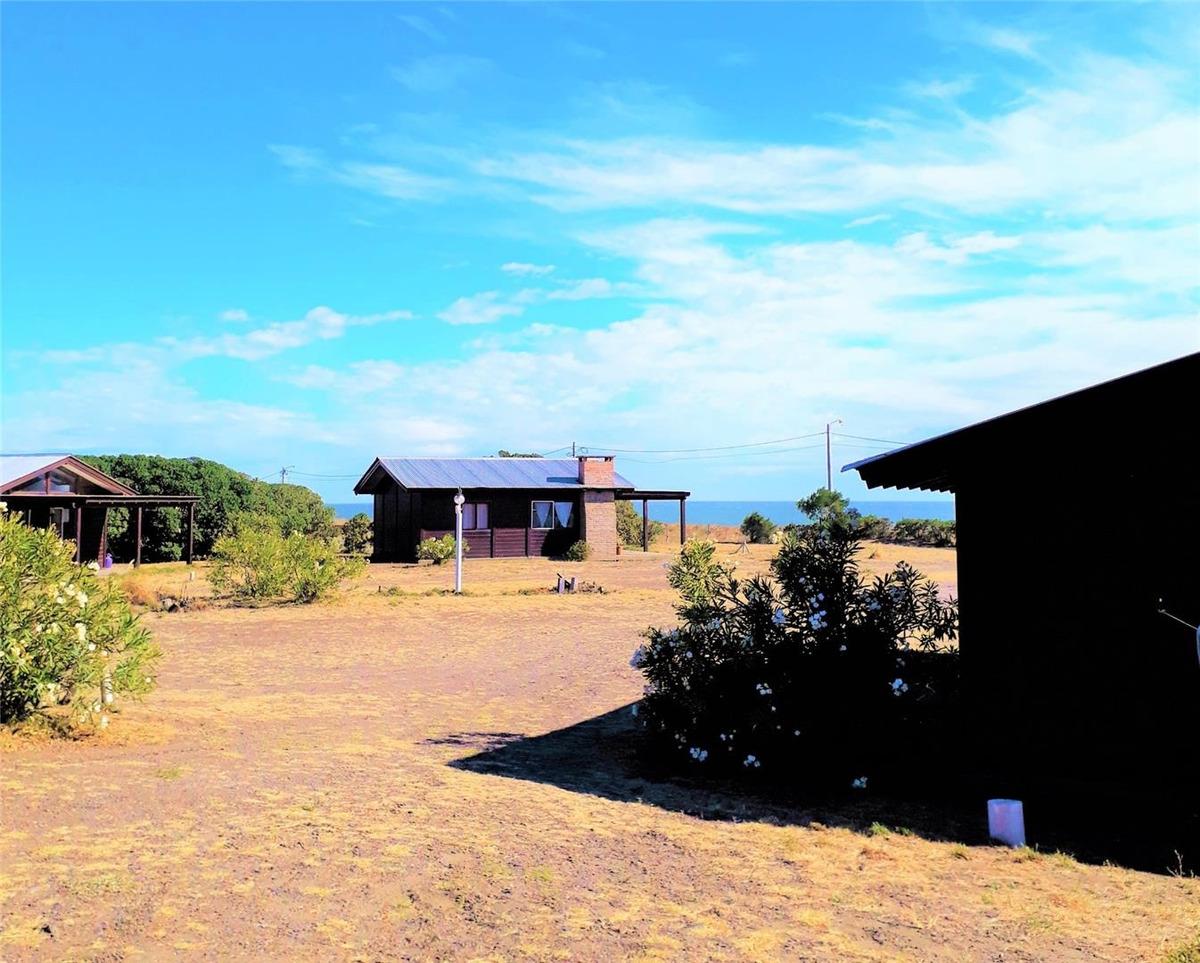 bahia san blas hermoso complejo de cabañas frente al mar