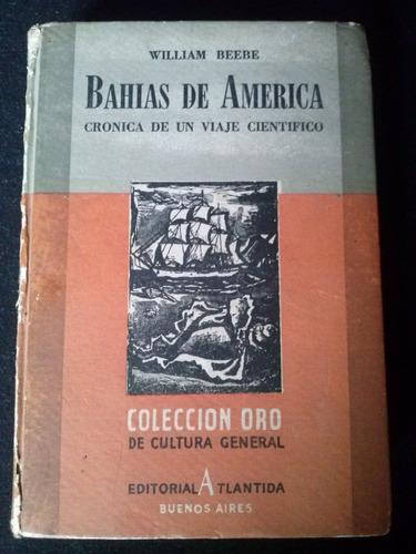 bahias de america por william beebe (c1)