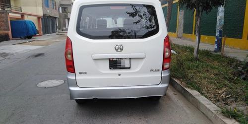 baic plus 8 asientos 2017 minivan