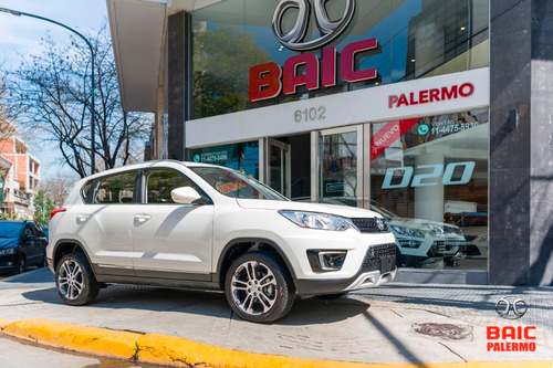 baic x35 1.5 luxury at - 2019 - okm - baic palermo -