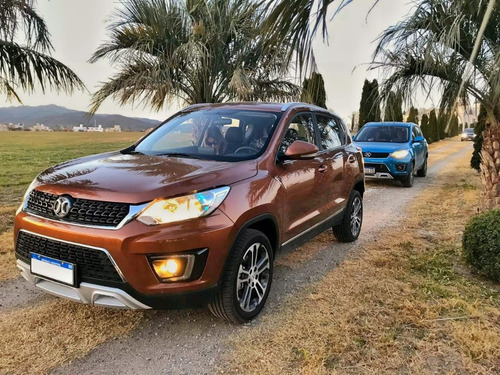 baic x35 luxury 2018