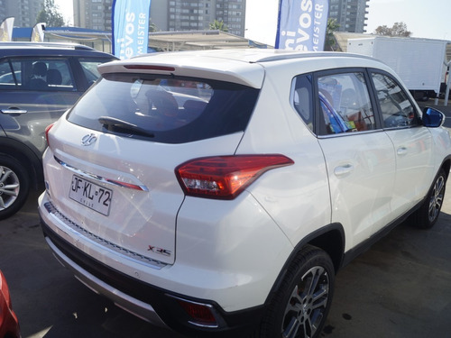 baic x35 luxury