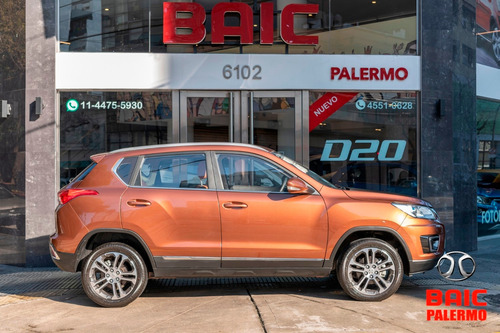 baic x35 luxury at - 2020 - baic palermo -