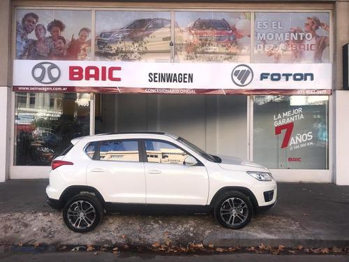baic x35 luxury manual garantía 7 años tomo usados financio