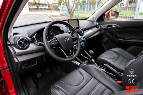 baic x35 luxury mt - 2020 - baic palermo -