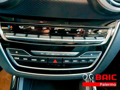 baic x55 honor turbo mt - 0km - baic palermo