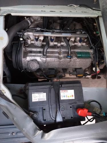 baic yx modelo pws del año 2014, motor 1300 c.c. 8 pasajeros
