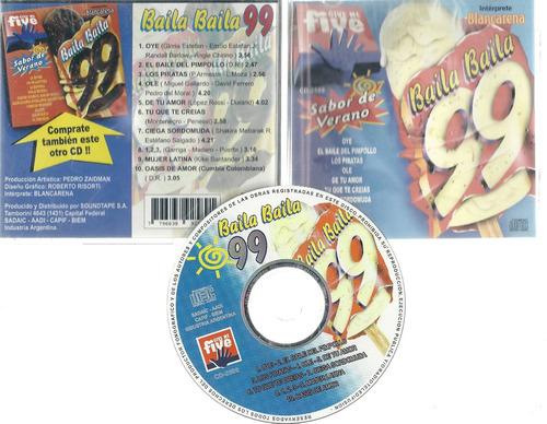 baila baila 99 interprete macarena sabor de verano cd