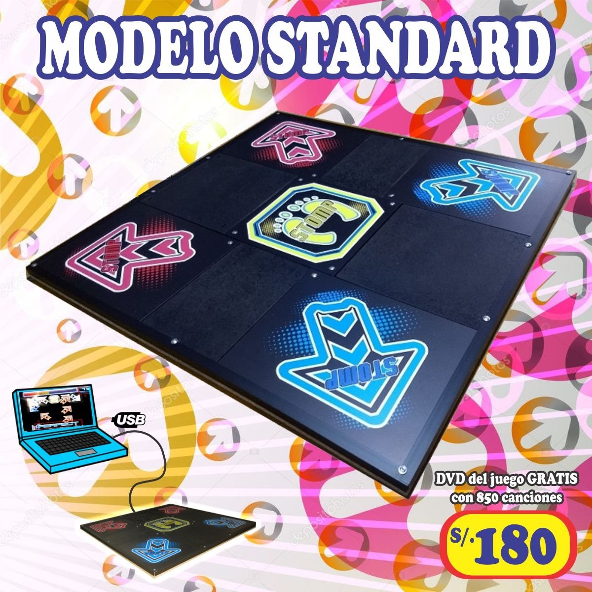 Baila En Casa Juego Gratis Para Pc O Laptop S 180 00 En Mercado