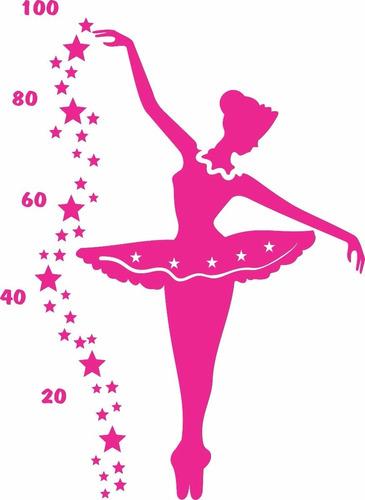 bailarina  enfeite de mesa 10 pçs display