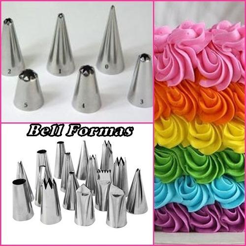 bailarina p/ decorar bolo +jogo bico 22 pçs +suporte de rosa