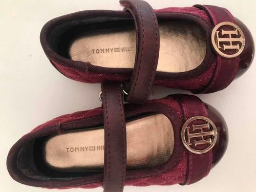 bailarinas, zapatos de niña/bebé importados tommy hilfiger