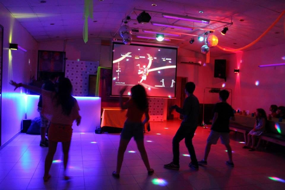 baile adolescente