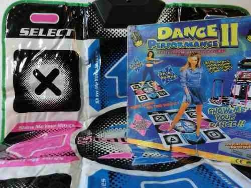 baile playstation alfombra