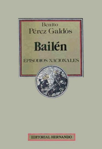 bailén(libro novela y narrativa)