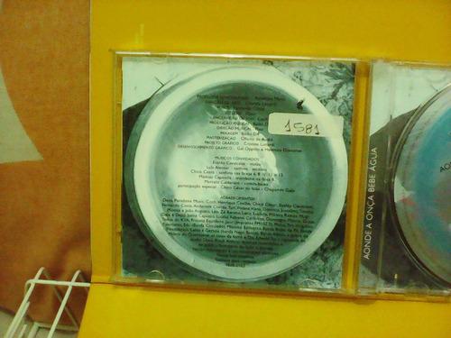 baião de quatro - aonde a onça bebe água - cd