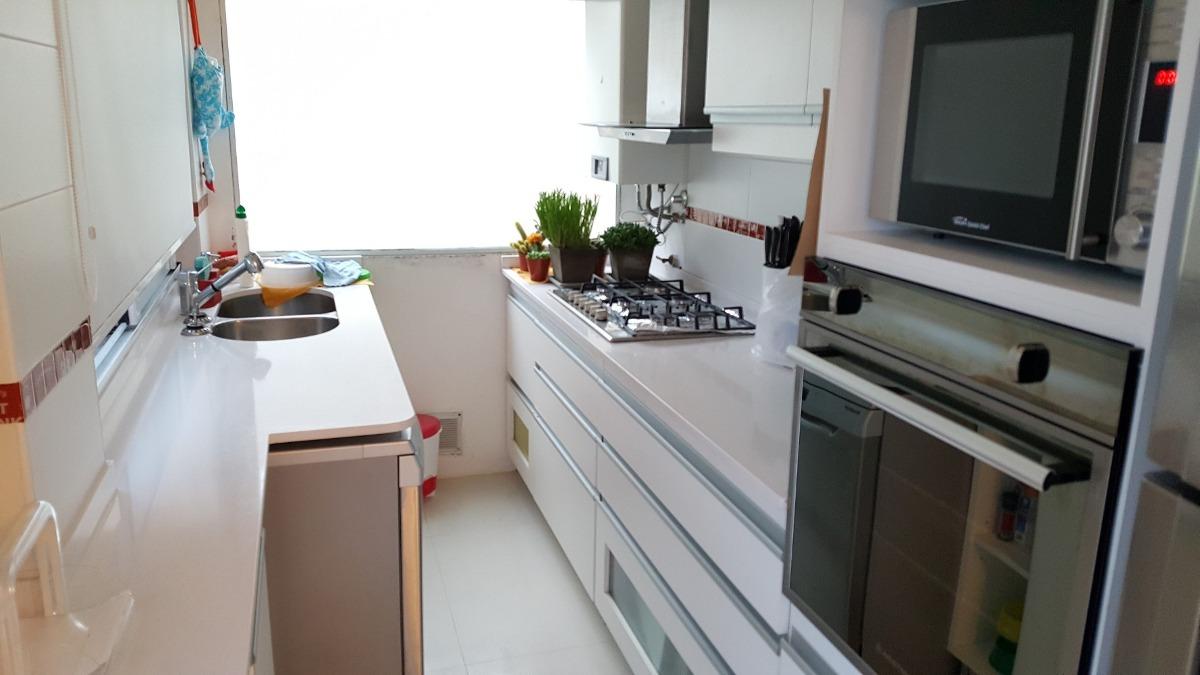 baires praia 4 ambientes 4 piso con balcón y vista al mar