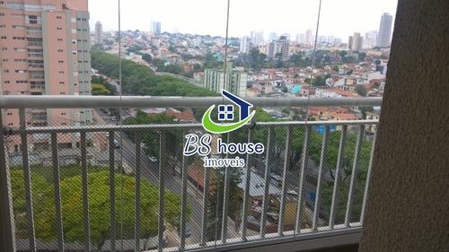 bairro jardim - varanda gourmet - 2 vagas - 5808