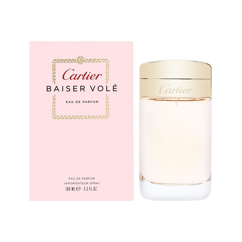 cf30bc58d19 Baiser Volé Cartier Eau De Parfum - Perfume Feminino 50ml - R  589 ...